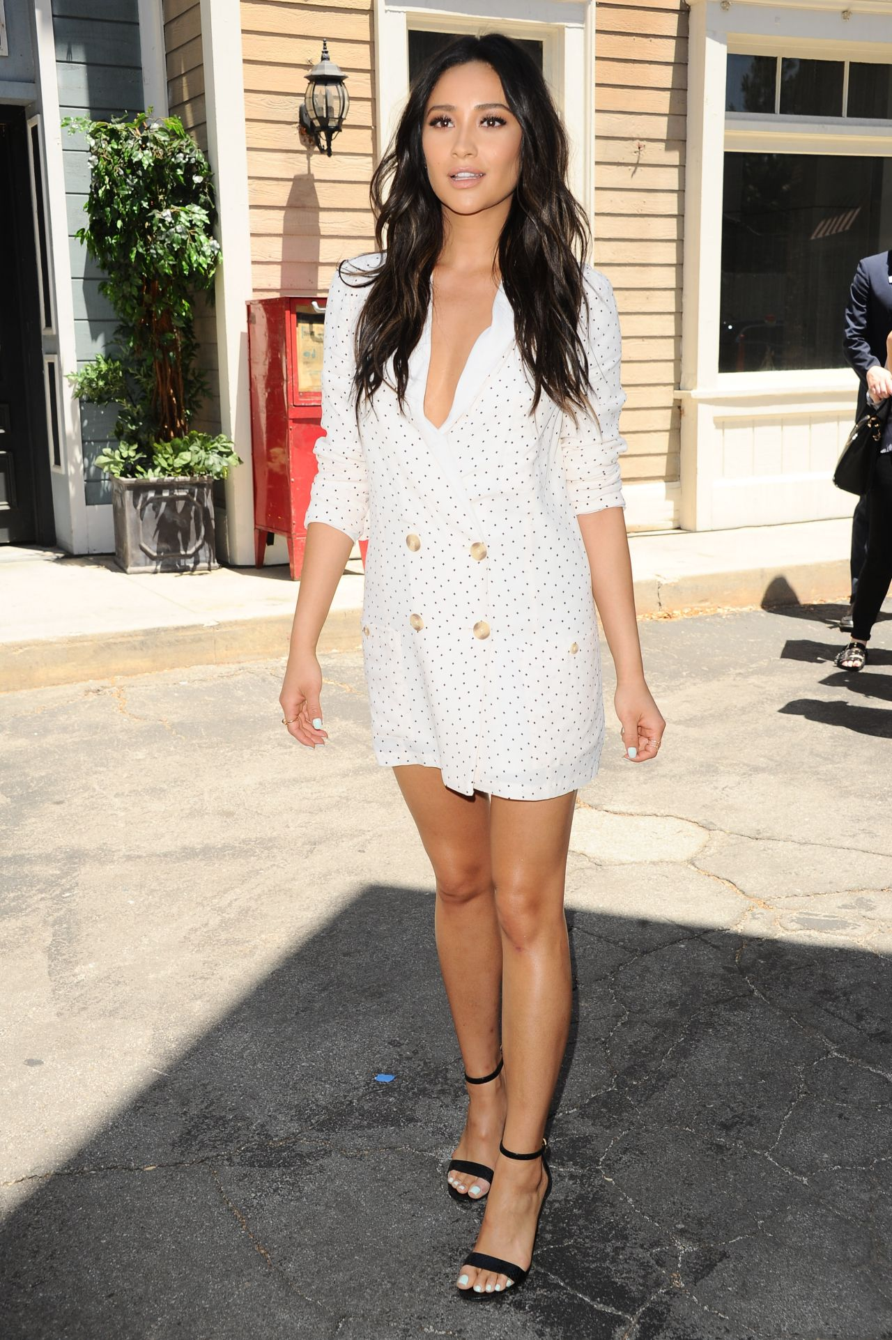 """Shay Mitchell - """"Pretty Little Liars: Made Here"""" Exhibit ..."""