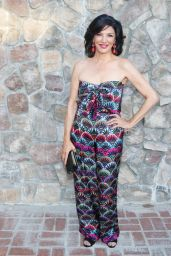 Shohreh Aghdashloo – Saturn Awards in Los Angeles 06/28/2017