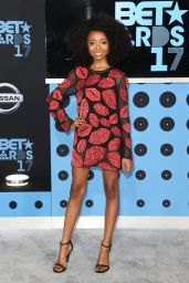 Skai Jackson – BET Awards in Los Angeles 06/25/2017