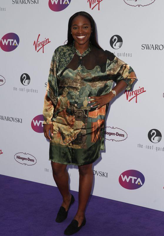 Sloane Stephens – WTA Pre-Wimbledon Party in London 06/29/2017