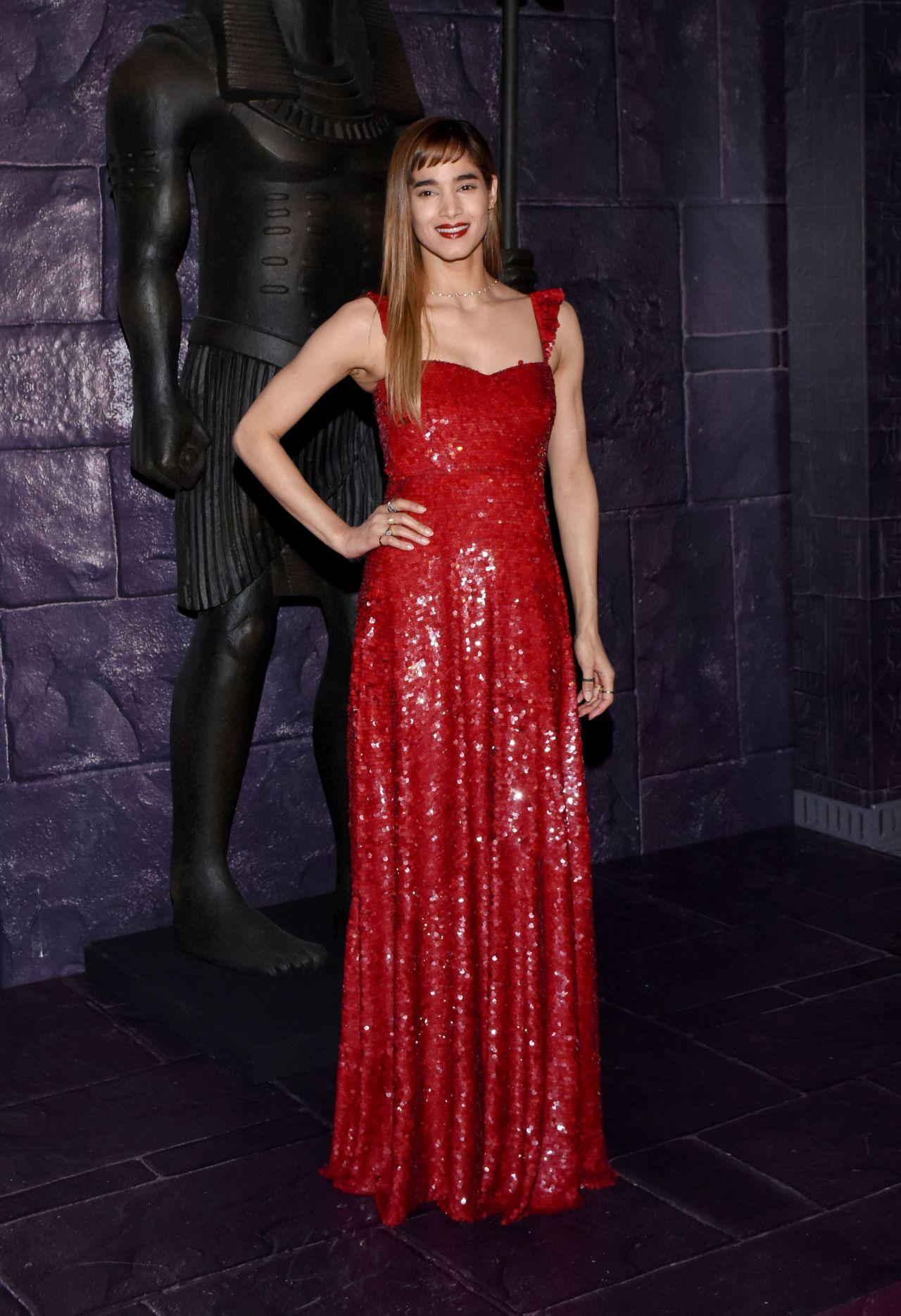 Sofia Boutella The Mummy Premiere In Mexico City 06 05