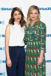 Sofia Coppola & Kirsten Dunst - Visit SiriusXM 06/21/2017