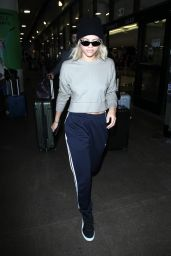 Sofia Richie at the LAX Airport in Los Angeles 06/08/2017