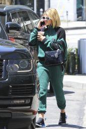 Sofia Richie - Stops for a Coffee at Starbucks in LA 06/12/2017