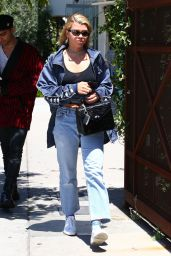 Sofia Richie Street Style - Out in West Hollywood 06/13/2017
