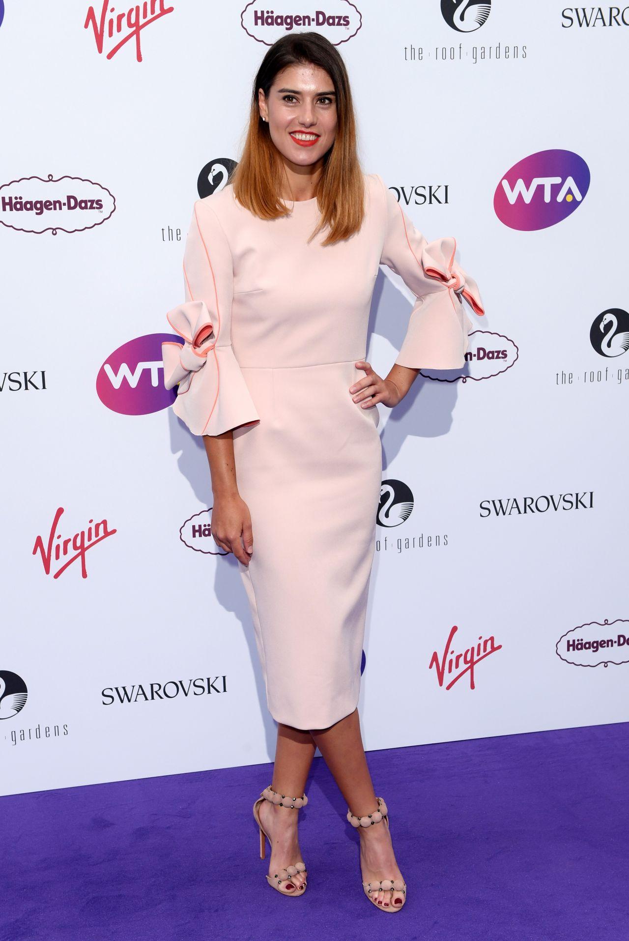 Sorana Cirstea Wta Pre Wimbledon Party In London 06 29 2017