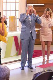 Stacey Solomon - Loose Women TV Show in London, UK 06/26/2017