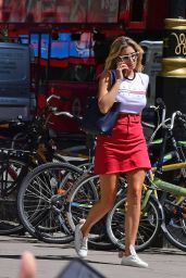 Stacey Solomon - Out in London 06/15/2017