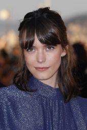 Stacy Martin – Cabourg Film Festival Closing Ceremony 06/17/2017