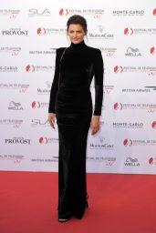 Stana Katic – Monte Carlo TV Festival Opening Ceremony 06/16/2017