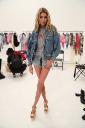 Stella Maxwell – MOSCHINO Spring Summer 2018 Collection in LA 06/08/2017