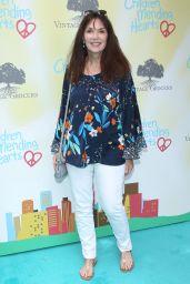 Stepfanie Kramer - Children Mending Hearts Empathy Rocks in Los Angeles 06/11/2017
