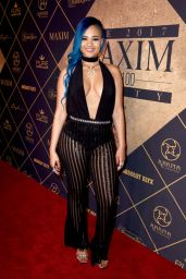 Steph Lecor – Maxim Hot 100 Party in Los Angeles 06/24/2017