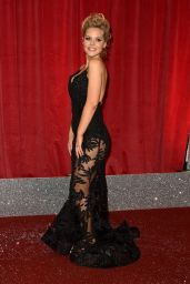 Stephanie Waring – British Soap Awards in Manchester, UK 06/03/2017