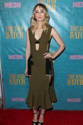 "Suki Waterhouse - ""The Bad Batch"" Premiere in Los Angeles 06/19/2017"