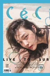 Sulli - CeCi Magazine June 2017