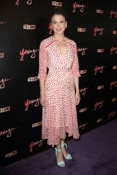 "Sutton Foster - ""Younger"" Season 4 Premiere in New York 06/27/2017"