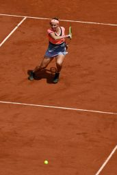 Svetlana Kuznetsova – French Open Tennis Tournament in Roland Garros, Paris 06/03/2017