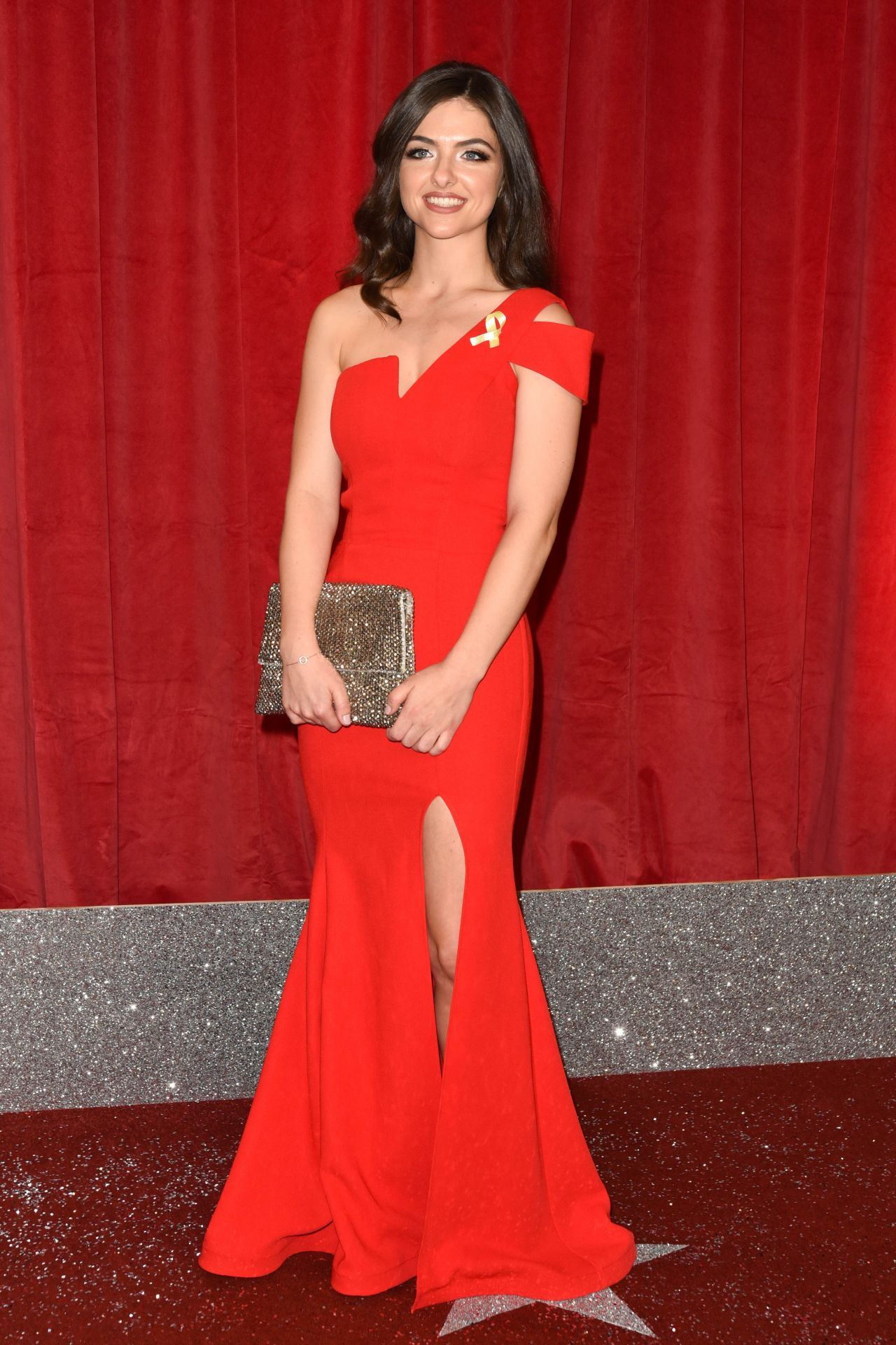British Soap Awards In Manchester, UK 06
