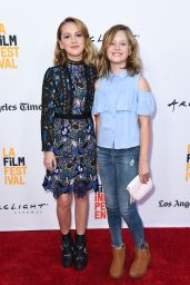 "Talitha Bateman - ""Annabelle: Creation"" Screening at Los Angeles Film Festival 06/19/2017"