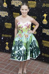 Talitha Bateman – Saturn Awards in Los Angeles 06/28/2017