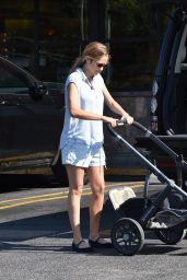 Teresa Palmer - Out for Breakfast in Los Angeles 06/17/2017