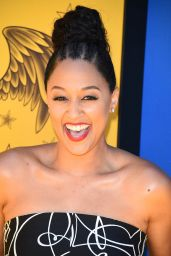 "Tia Mowry-Hardrict – ""Despicable Me 3"" Premiere in Los Angeles 06/24/2017"