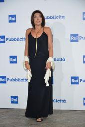 Valentina Perini - RAI Italian National Television Network Programs in Milan 06/28/2017