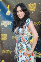 Valerie Perez – Saturn Awards in Los Angeles 06/28/2017