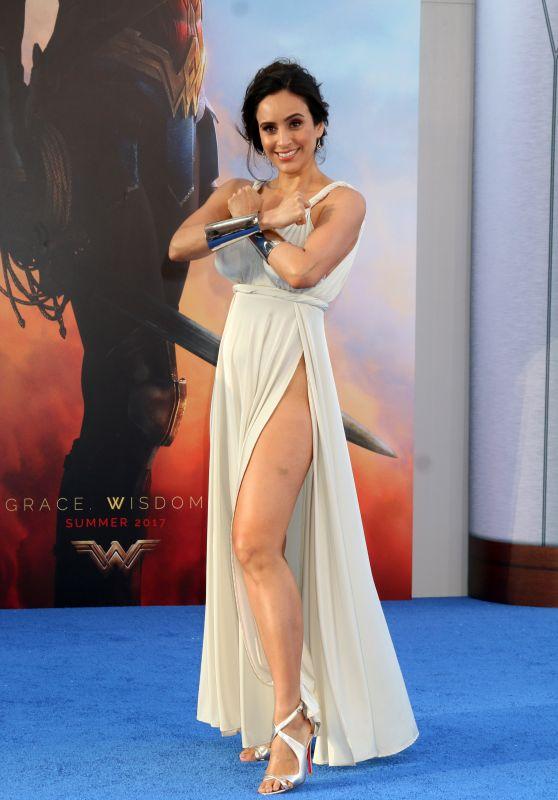 "Valerie Perez - ""Wonder Woman"" Movie Premiere in Los Angeles 05/25/2017"