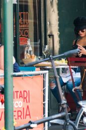 Vanessa Hudgens - Out for Lunch in NYC 06/22/2017