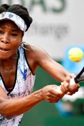Venus Williams – French Open Tennis Tournament in Roland Garros, Paris 06/03/2017