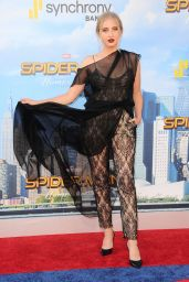 """Veronica Dunne – """"Spider-Man: Homecoming"""" Premiere in Hollywood 06/28/2017"""