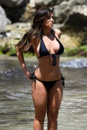 Vicky Pattison in Bikini - Mallorca 06/19/2017