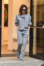 Victoria Beckham Style - Out in New York 06/06/2017