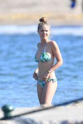 Victoria Swarovski Bikini Candids - Saint Tropez 06/19/2017