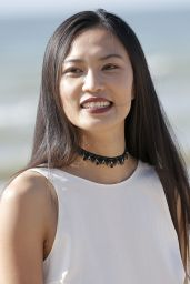 Xin Wang – Cabourg Film Festival Closing Ceremony 06/17/2017