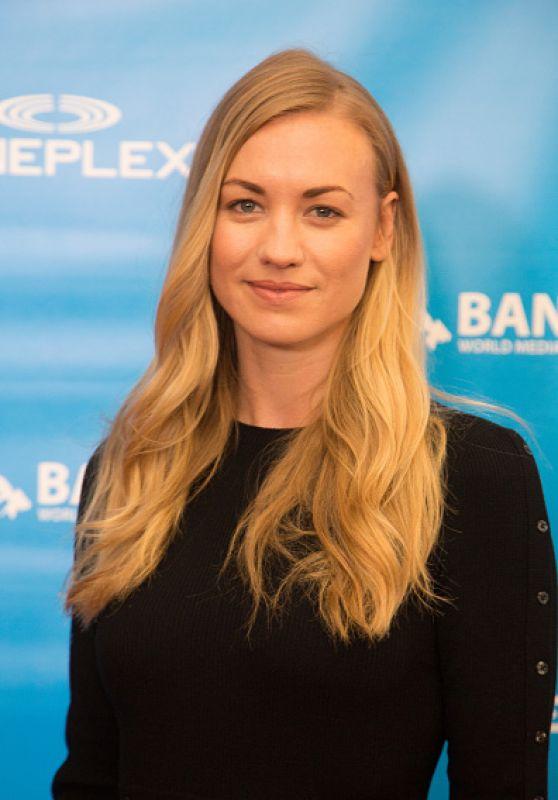 Yvonne Strahovski - Banff World Media Festival 2017
