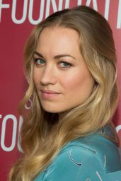 "Yvonne Strahovski - SAG-AFTRA Foundation's Conversations with ""The Handmaid's Tale"" 06/20/2017"