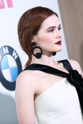 Zoey Deutch - Women In Film Crystal and Lucy Awards in Los Angeles 06/13/2017