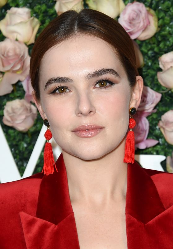 Zoey Deutch – Women In Film Max Mara Face of the Future Awards in LA 06/12/2017