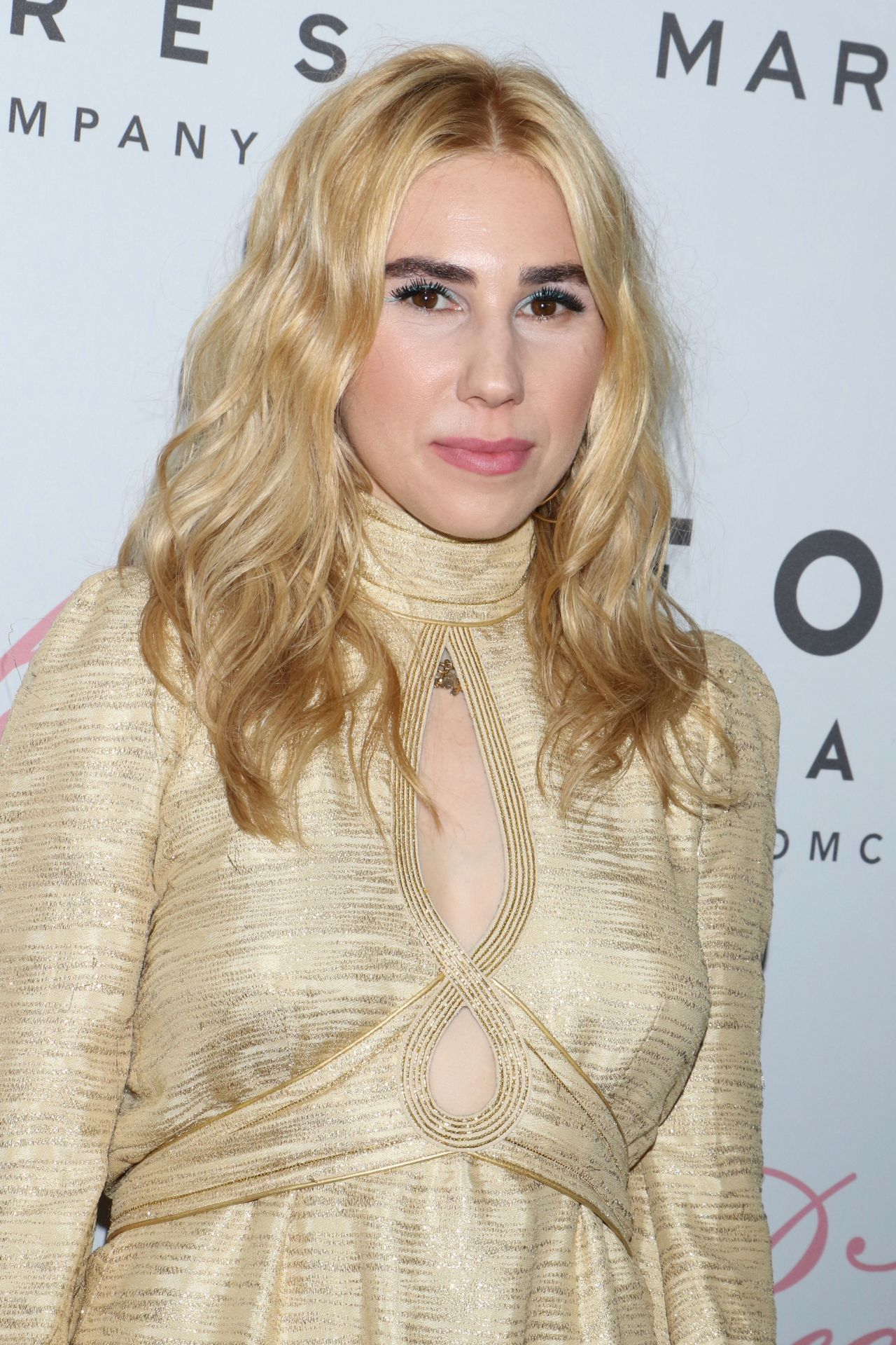 """Zosia Mamet – """"The Beguiled"""" Premiere in New York 06/22/2017"""