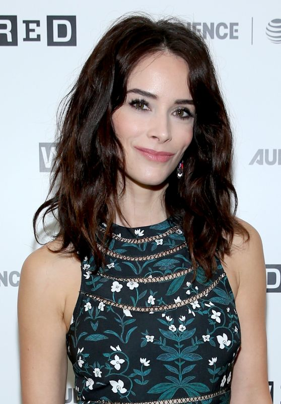 Abigail Spencer – 2017 WIRED Cafe at Comic Con in San Diego