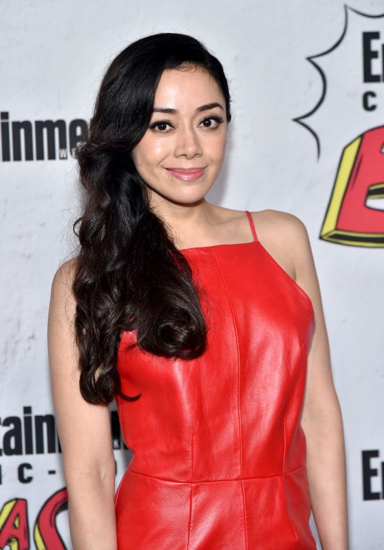 Aimee Garcia - EW Party at San Diego Comic-Con International 07/22/2017