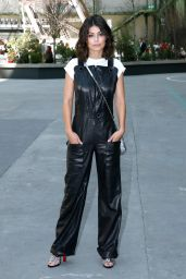 Alessandra Mastronardi - Chanel Fashion Show in Paris 07/04/2017
