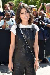 Alessandra Mastronardi - Chanel Fashion Show in Paris 07/04/2017