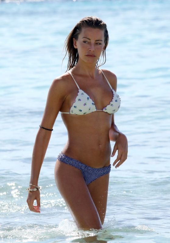 Alessia Tedeschi in Bikini - Formentera, Spain 07/03/2017