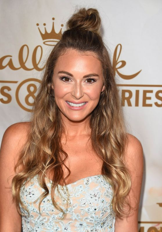 Alexa PenaVega – Hallmark Evening Event at TCA Summer Press Tour in LA 07/27/2017