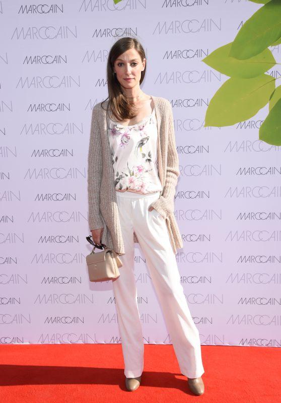 Alexandra Maria Lara at Riani Show – Mercedes Benz Fashion Week Berlin 07/04/2017
