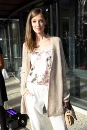 Alexandra Maria Lara at Riani Show – Mercedes Benz Fashion Week Berlin 07/04/2017